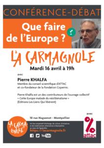 """56993943 427764928022383 4510914927338192896 n 212x300 - """"Que faire de l'Europe ?"""""""
