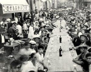 Commune libre de Figuerolles 1947