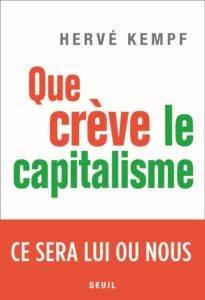 Couv Livre Kempf 205x300 - Hervé Kempf pose l'alternative